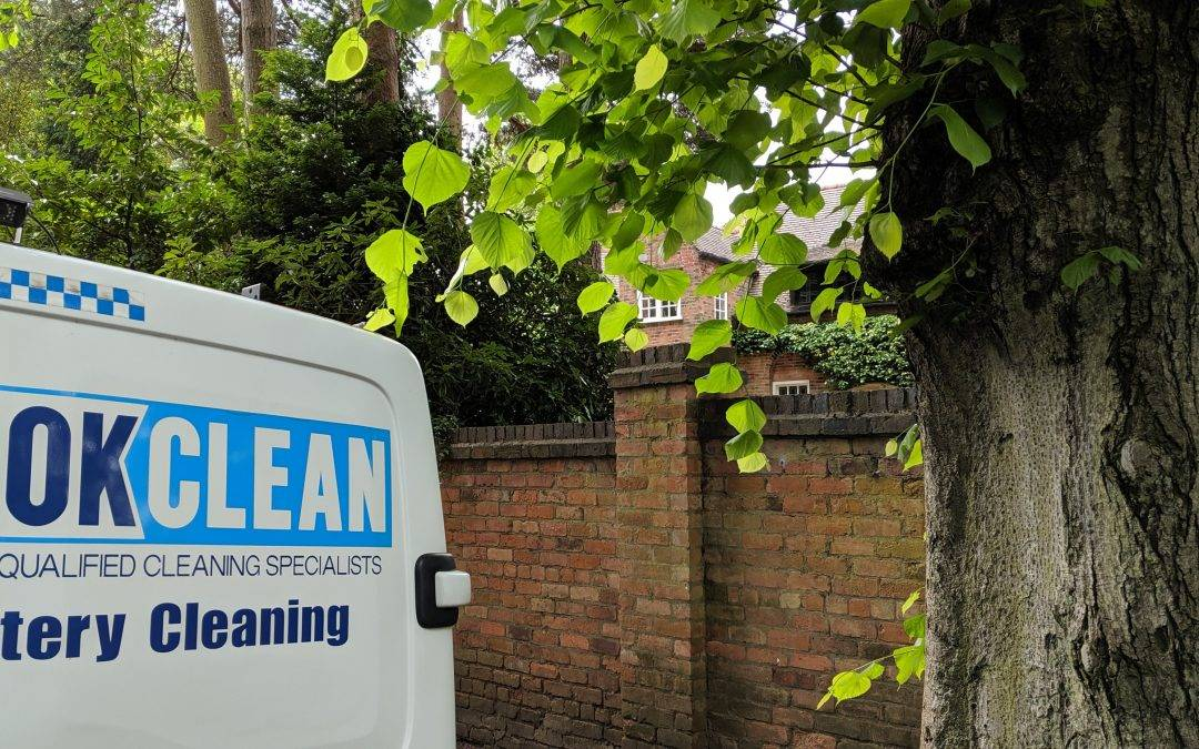 Carpet cleaning in Four Oaks – Sutton Coldfield