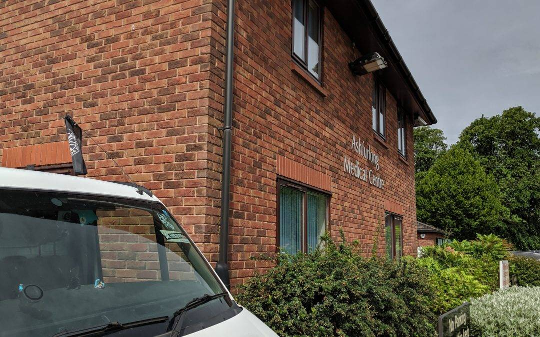 Medical Centre Infection Control Cleaning in Sutton Coldfield