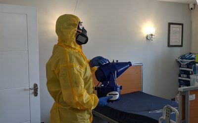 Coronavirus cleaning Birmingham for infection control
