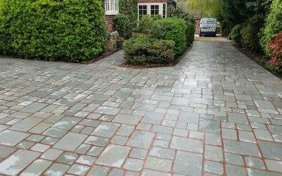 Driveway cleaning in Tamworth
